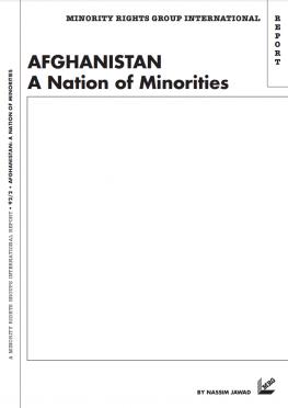 Afghanistan: A nation of minorities
