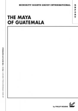 The Maya of Guatemala