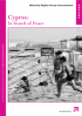 Cyprus: In Search of Peace
