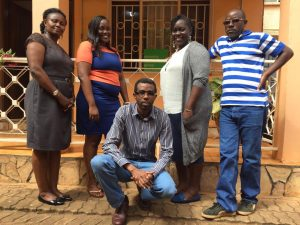 2001: MRG appoints its first staff member in Kampala