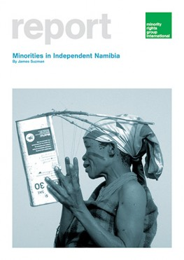 Minorities in Independent Namibia (December 2002)
