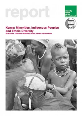 Kenya: Minorities, Indigenous Peoples and Ethnic Diversity (April 2005)