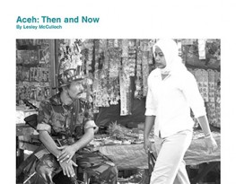 Aceh: Then and now