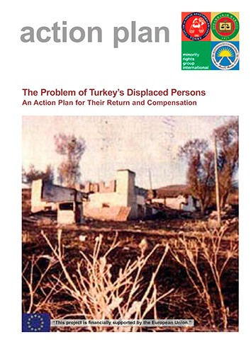 The Problem of Turkey's Displaced Persons: An Action Plan for Their Return and Compensation