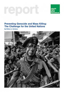 Preventing Genocide and Mass Killing: The Challenge for the United Nations (December 2006)