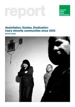 Assimilation, exodus, eradication: Iraq's minority communities since 2003