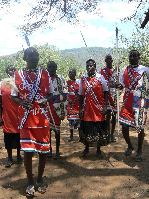 Endorois traditional dance