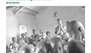 The Right To Learn Batwa Education In The Great Lakes Region Of Africa