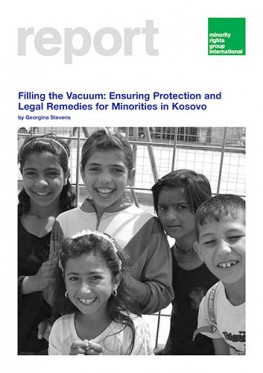 Filling the Vacuum: Ensuring Protection and Legal Remedies for Minorities in Kosovo (May 2009)