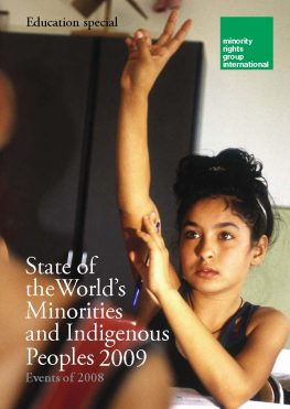 State of the World's Minorities and Indigenous Peoples 2009