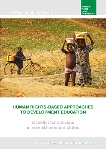 Human rights-based approaches to development education: A toolkit for activists in new EU member states