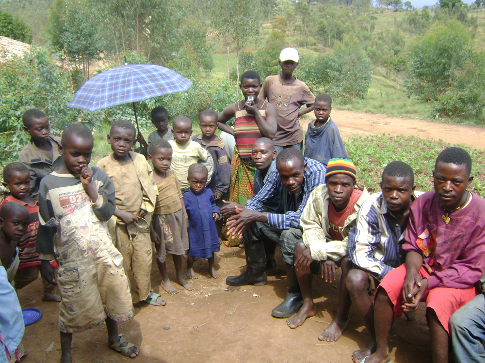batwa/twa in rwanda, minority rights group