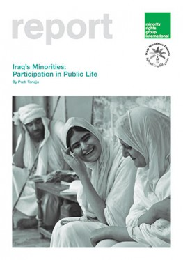 Iraq's Minorities: Participation in Public Life (November 2011)