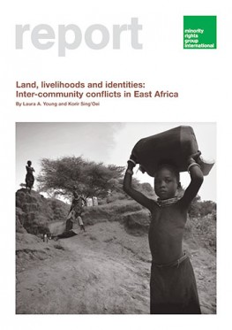 Land, livelihoods and identities: inter-community conflicts in East Africa