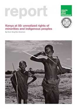 Kenya at 50: Unrealized Rights of Minorities and Indigenous Peoples