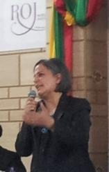 Kurdish MP: 'The history of women has been a history of resistance'