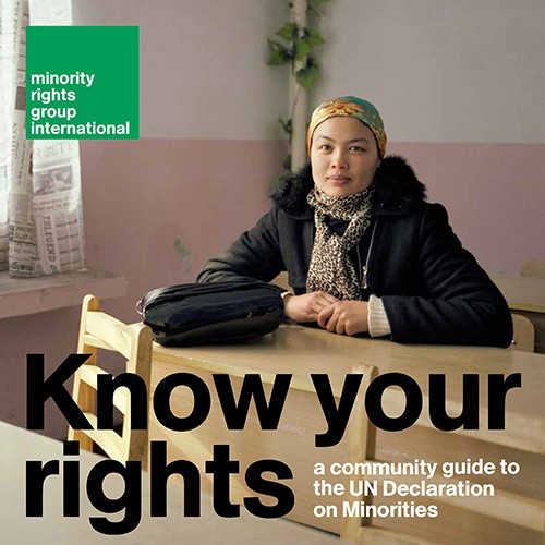 Know your rights: A community guide to the UN Declaration on Minorities
