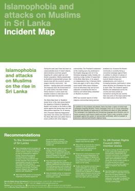 Islamophobia and attacks on Muslims in Sri Lanka