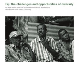 Fiji: The challenges and opportunities of diversity
