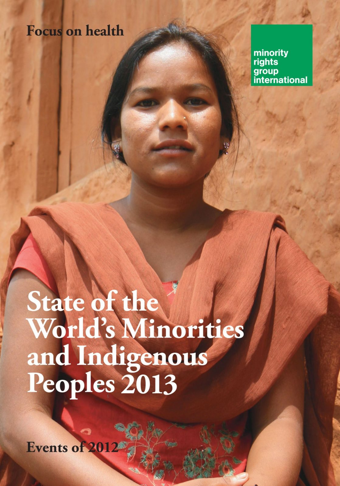 State of the World's Minorities and Indigenous Peoples 2013