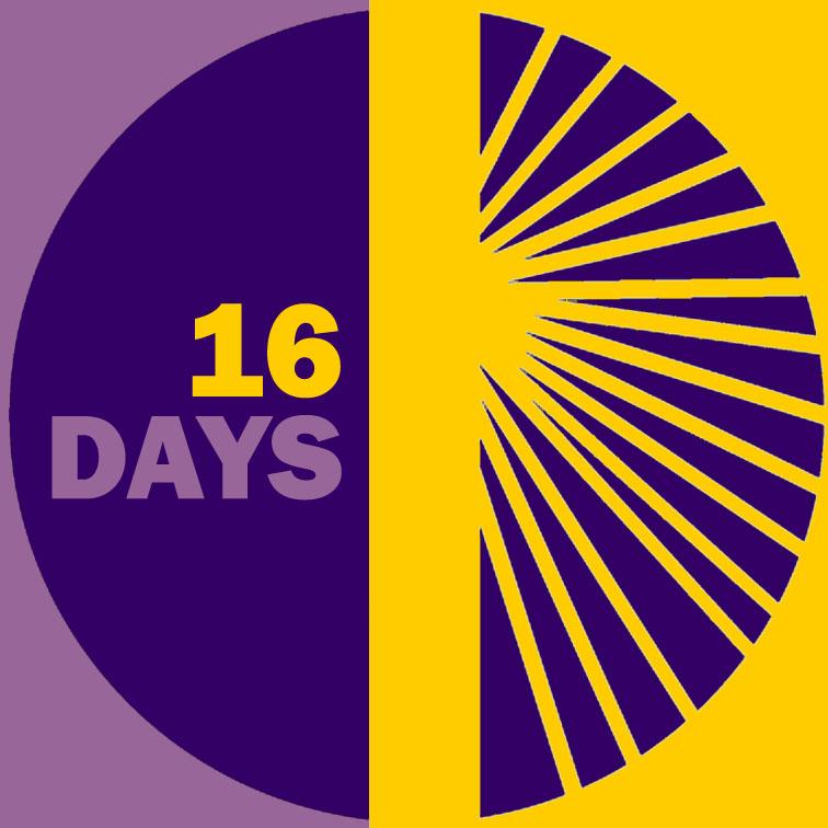 16 Days campaign logo