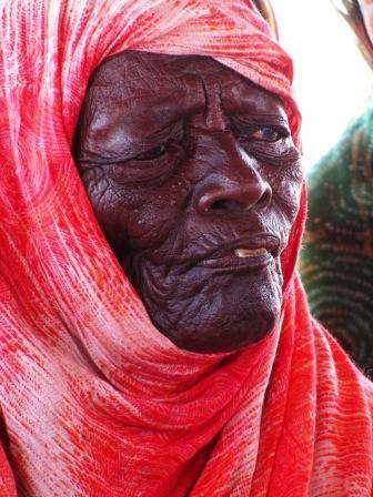 Haratine woman in Mauritania. Credit: Shobha Das/MRG.