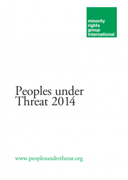 Peoples under Threat 2014