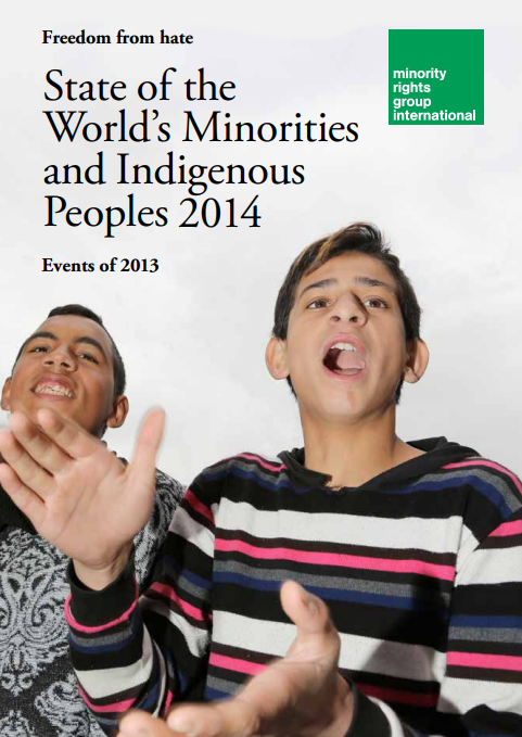 State of the World's Minorities and Indigenous Peoples 2014