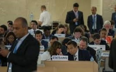 HRC45 – MRG joins ACLU's demands to the OHCHR for the elaboration of the report on structural racism and law enforcement