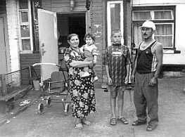 Russia: Roma housing rights