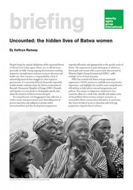 Uncounted: the hidden lives of Batwa women