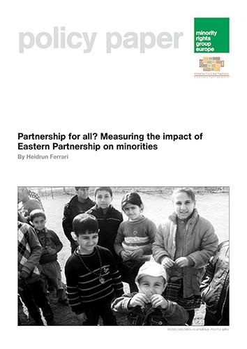 Partnership for all? Impact of Eastern Partnership on minorities