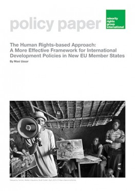 The Human Rights-based Approach: A More Effective Framework for International Development Policies in New EU Member States