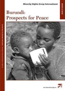 Burundi: Prospects for Peace (November 2000)