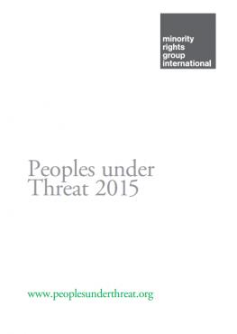 Peoples under Threat 2015