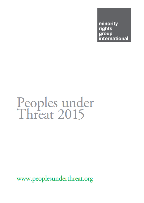 Peoples under Threat 2015