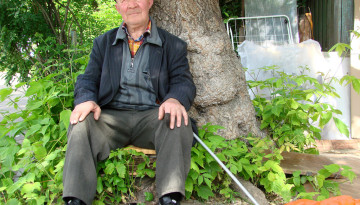 Tatar man, Russian Federation