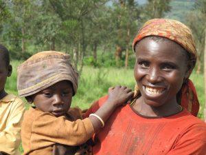 batwa woman