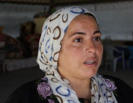 Bedouin woman, Israel