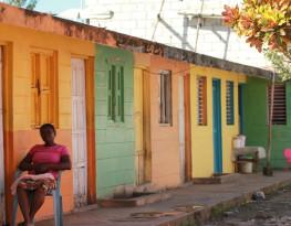 Dominican-Haitian woman - MRG
