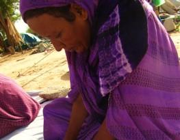Haratine woman Mauritania