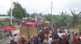 Papua protests