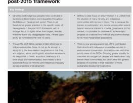 SDGs briefing cover