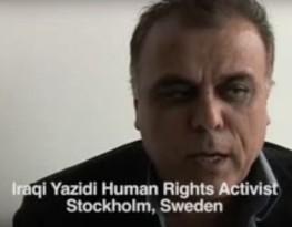 Yazidi activist