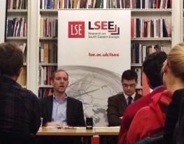 University lecture, London