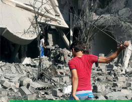 Over 4,000 civilians killed in anti-ISIS bombing campaigns since January 2014