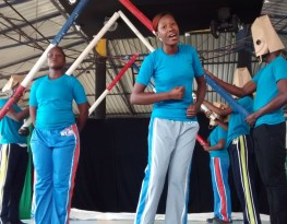 Dominican Republic Street Theatre programme
