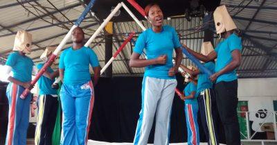 Dominican Republic: Street Theatre Programme