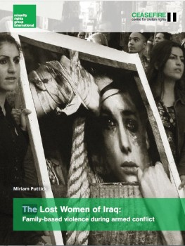 Hundreds of women burnt alive every year in Iraq, as family-based violence rises with breakdown of law and order - new report