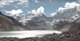 A Journey to Imja Lake: Climate change in the land of the Sherpa